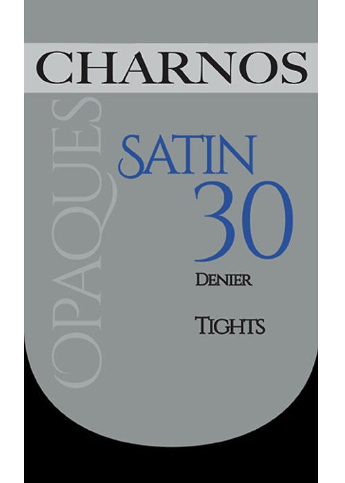 Charnos 30 Denier Satin Opaque Tights