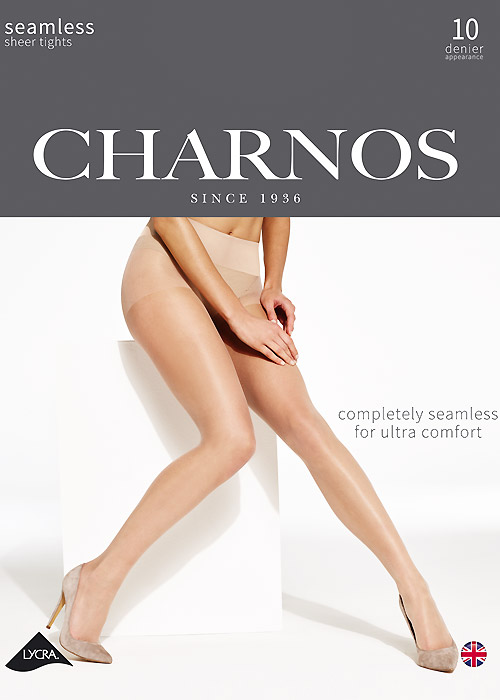 Charnos Seamless Sheer Tights
