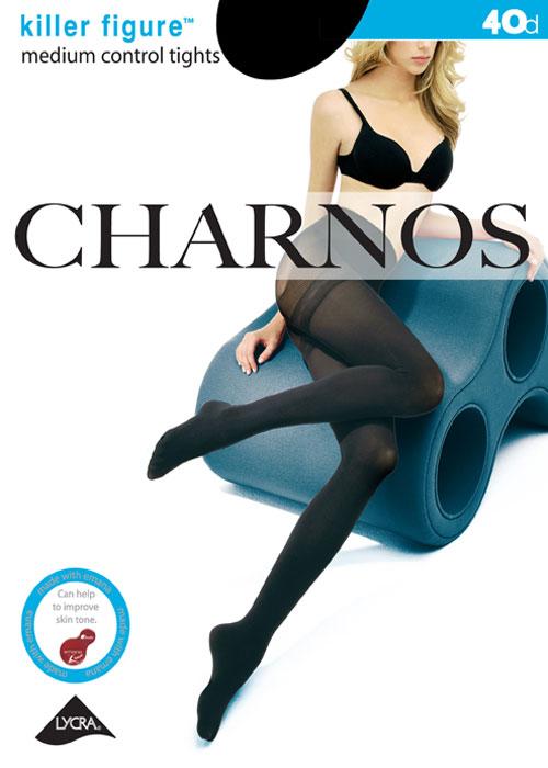 Charnos Killer Figure Medium Control Tights
