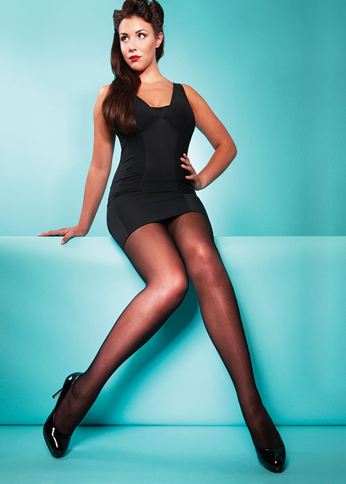 Charnos XeLence 30 Denier Plus Size Tights