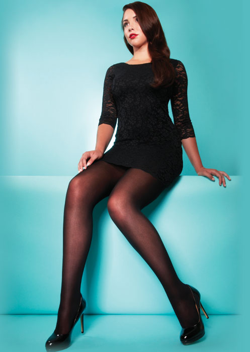 Charnos XeLence 50 Denier Plus Size Tights