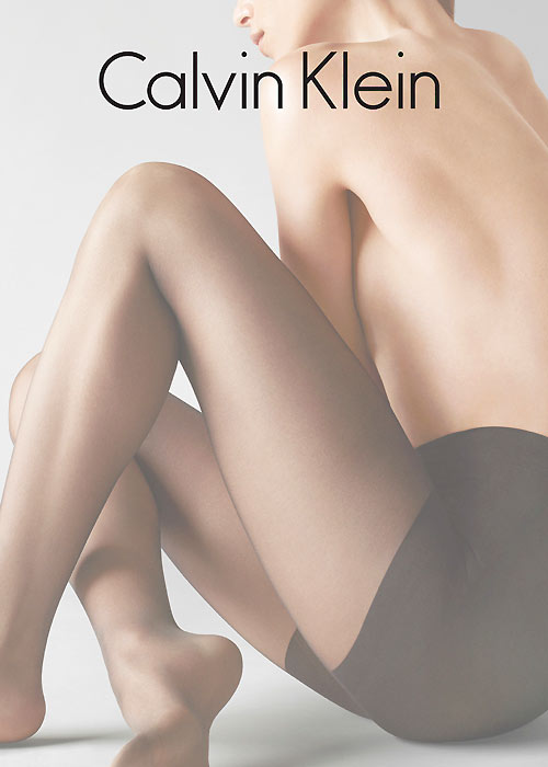 Calvin Klein Matte Ultra Sheer Control Top Tights