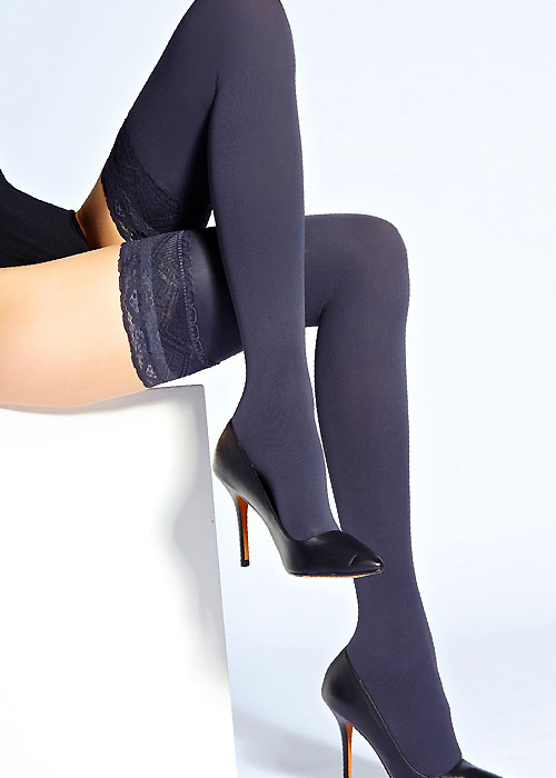 Cecilia de Rafael Zafiro Fashion Hold Ups