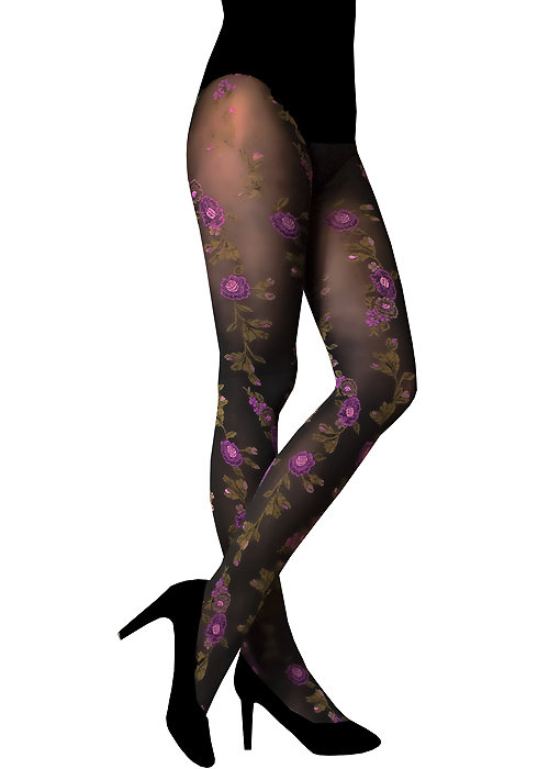 Cecilia de Rafael Poete Fashion Tights