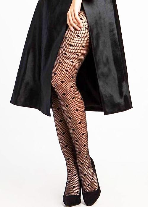 Cecilia de Rafael Pretty Net Fashion Tights