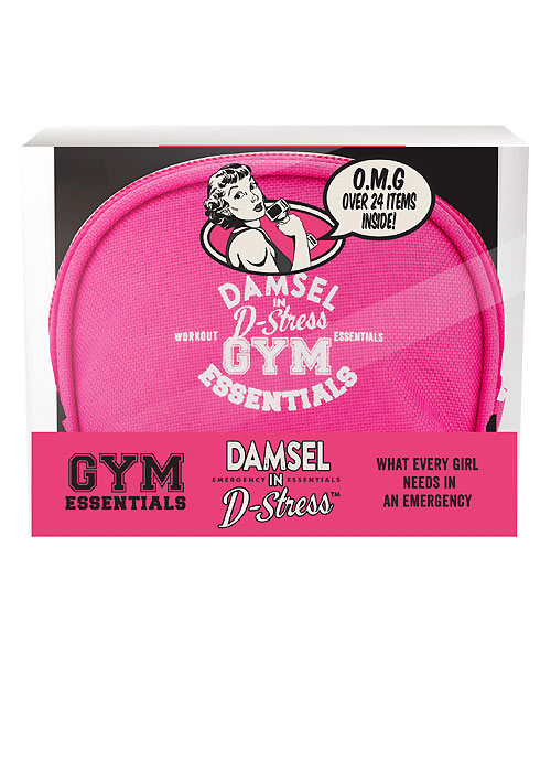 Danielle Creations Damsel In D-Stress Gym Essentials Bag
