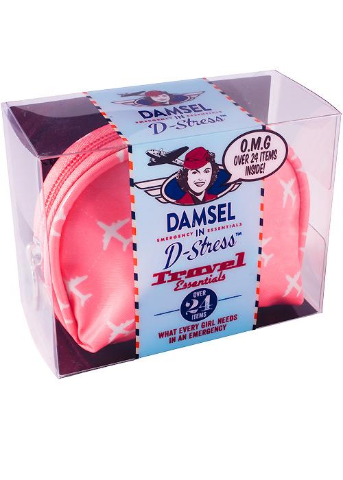 Danielle Creations Damsel In D-Stress Travel Essentials Bag