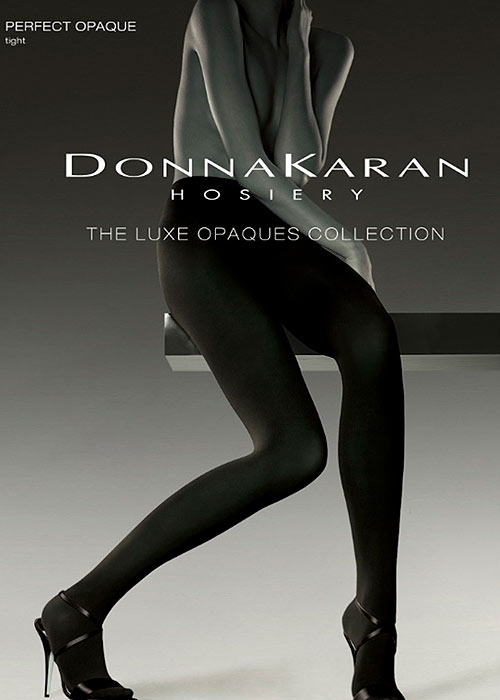Donna Karan Luxe Collection Perfect Opaque Tights