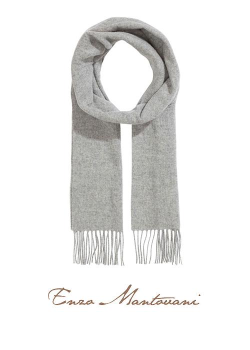 Buy enzo mantovani cashmere scarves online at uk tights for Enzo mantovani