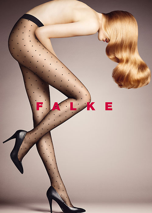 Falke Dot Tights
