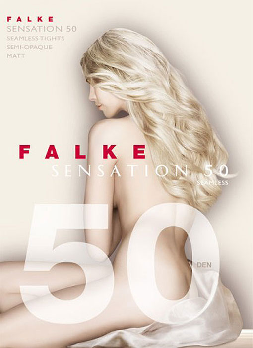 Falke Sensation 50 Denier Seamless Tights