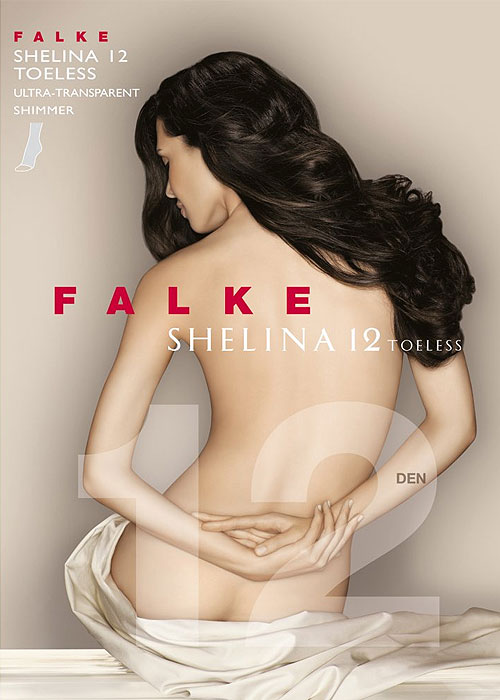 Falke Shelina 12 Thong Toeless Tights