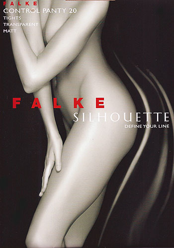 Falke Silhouette Control Panty 20 Tights
