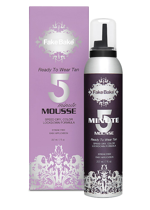 Fake Bake 5 Minute Mousse Instant Self Tan
