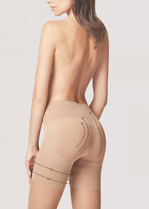 Fiore Bodycare Press Up 20 Shaping Tights