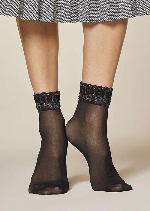 Fiore Danse 20 Socks