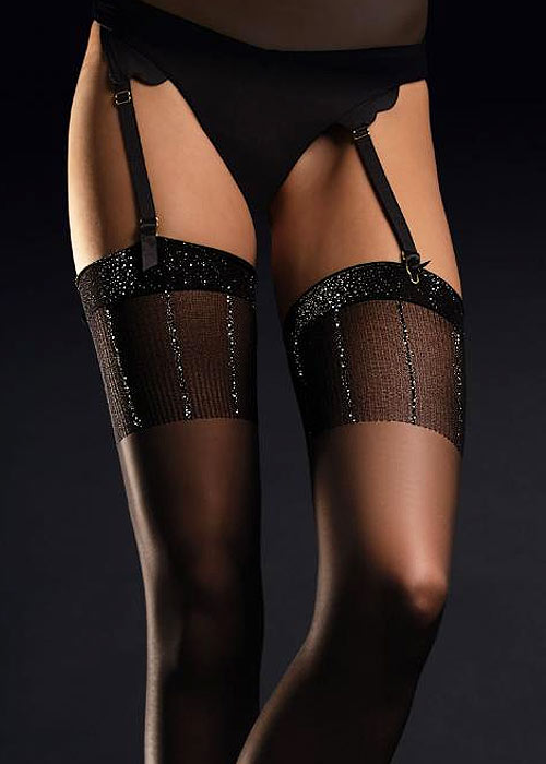 59452acec98f7 Fiore Hypnose 20 Stockings In Stock At UK Tights