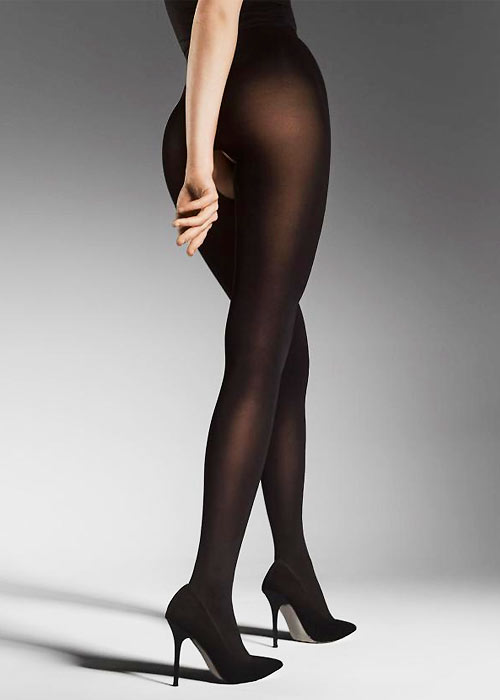 Fiore Ouvert 80 Crotchless Tights