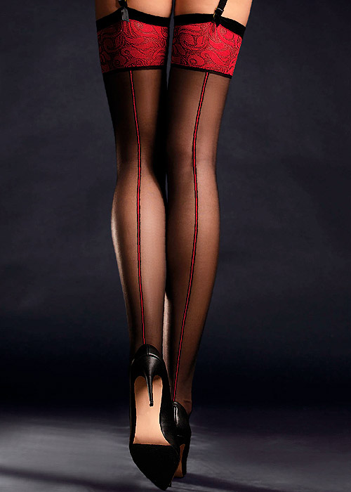 Fiore Scarlett 20 Stockings