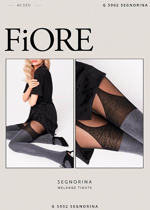 Fiore Segnorina 40 Fashion Tights Zoom 3