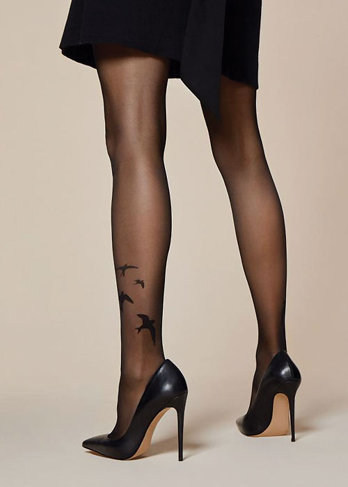 Fiore Rondini 20 Tights