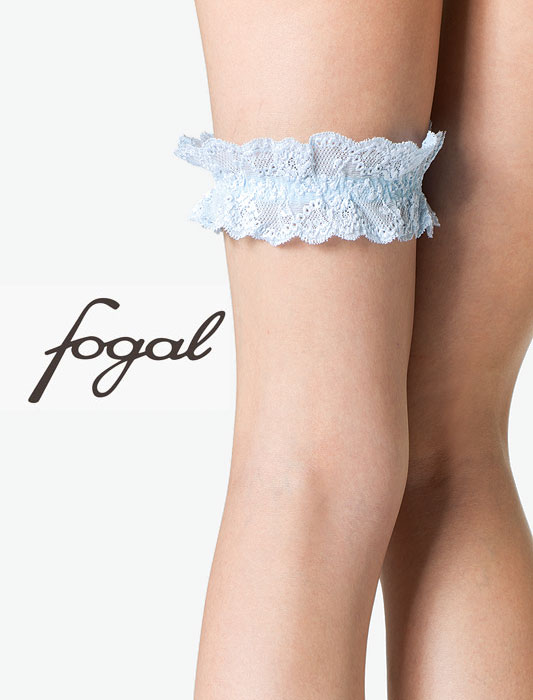 Fogal Amour Garter Band