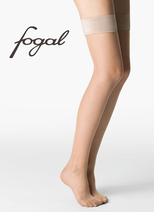 Fogal Catwalk 10 Hold Ups