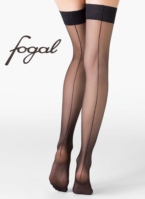f0a7d67271ac3 Fogal Catwalk Couture 10 Hold Ups In Stock At UK Tights