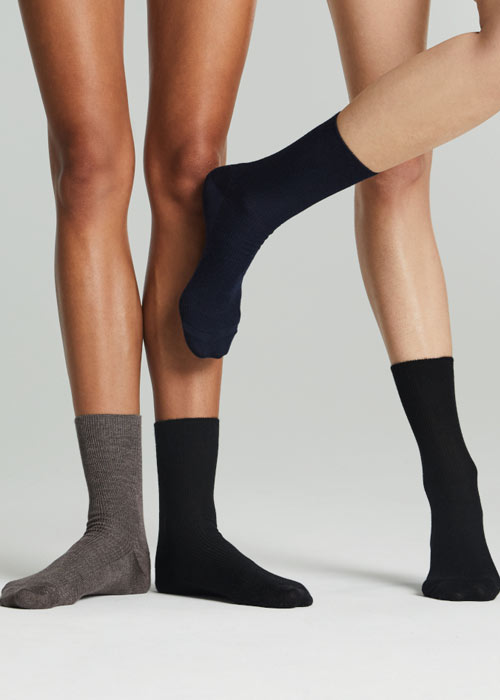 Fogal Nepal Wool Silk and Cashmere Socks