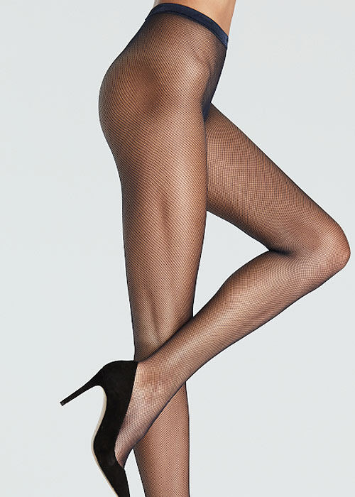 Fogal Netlace Fishnet Tights Zoom 2
