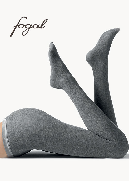 Fogal Touch Cotton and Cashmere Tights