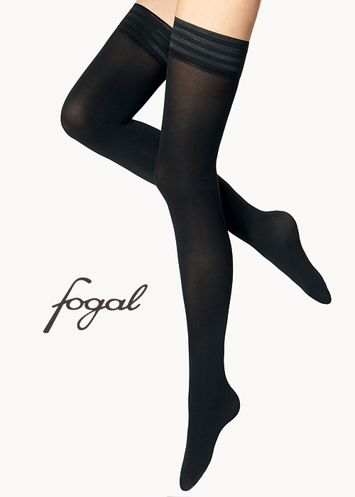 Fogal Velour Opaque 50 Denier Hold Ups