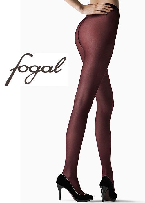 Fogal Lumiere Semi Opaque Silk Tights