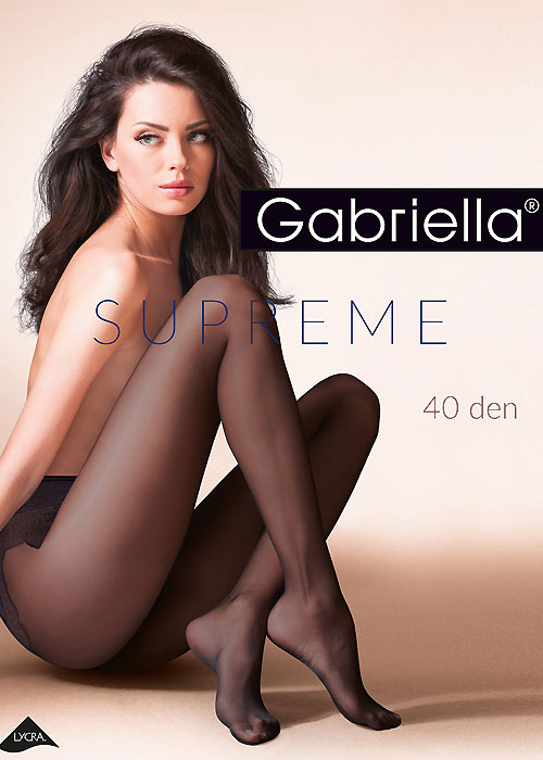 Gabriella Supreme 40 Denier Tights