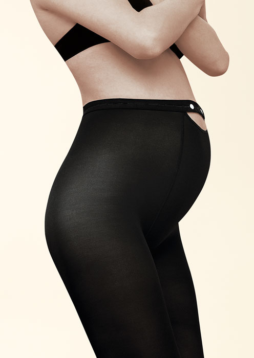 Gerbe Duo 40 Maternity Tights