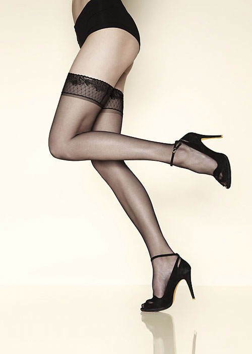 Gerbe Voile 15 Denier Hold Ups