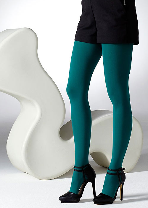 45d91c290 Gipsy 100 Denier Coloured Opaque Tights In Stock At UK Tights