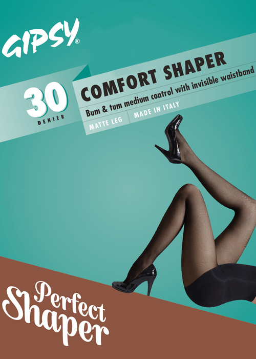 Gipsy 30 Denier Comfort Shaper Tights