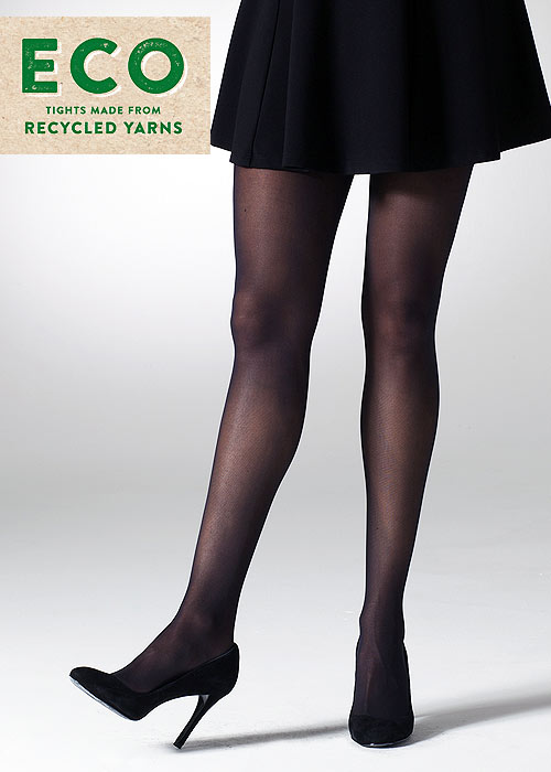 Gipsy Eco 30 Denier Recycled Yarn Tights
