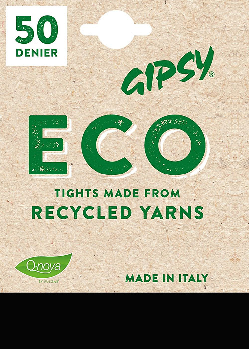 Gipsy Eco 50 Denier Recycled Yarn Tights Zoom 2