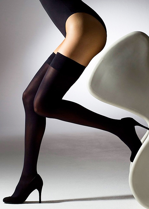 0fdf8bb16ff Gipsy Invisible Top 50 Denier Hold Ups In Stock At UK Tights