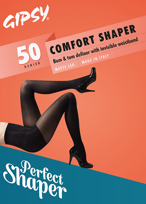 Gipsy Opaque 50 Comfort Shaper Tights