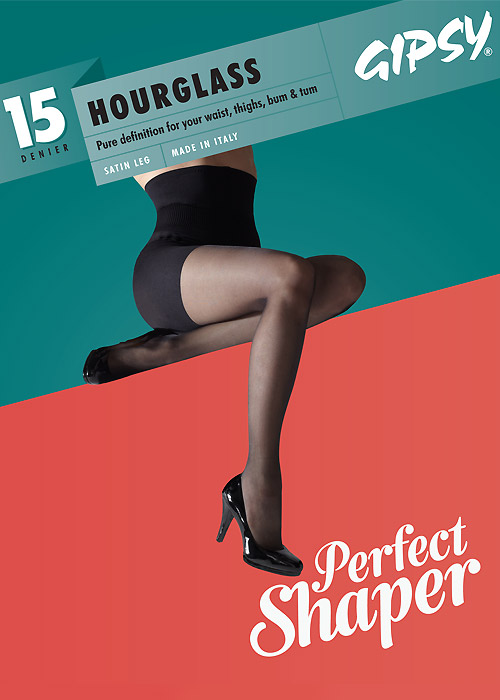 Gipsy Hourglass Sheer Shaper Tights