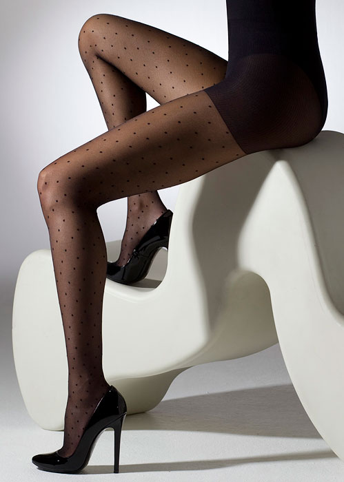 Gipsy Sheer Dot Tights
