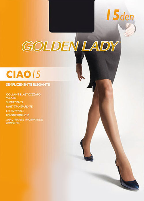 Golden Lady Ciao 15 Tights