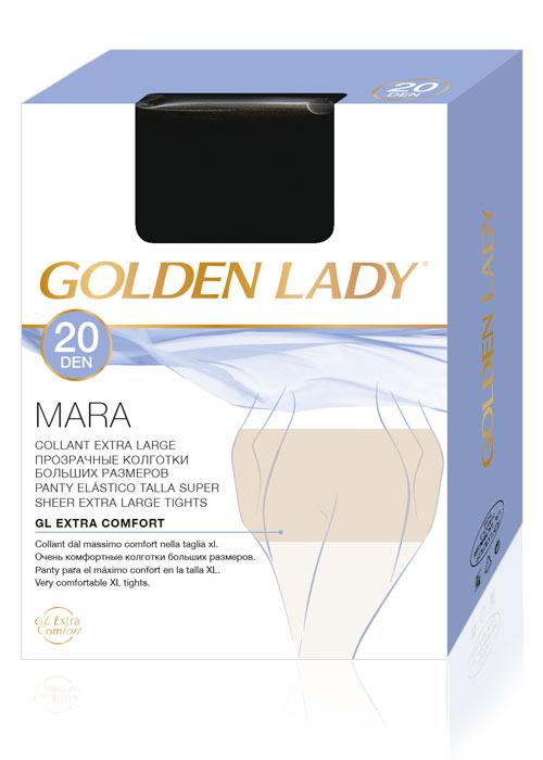 Golden Lady Mara Fuller Figure Tights