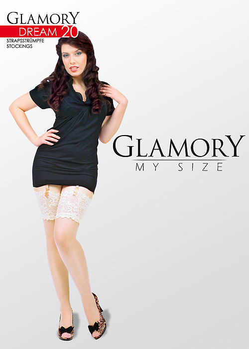 Glamory Dream 20 Denier Stockings