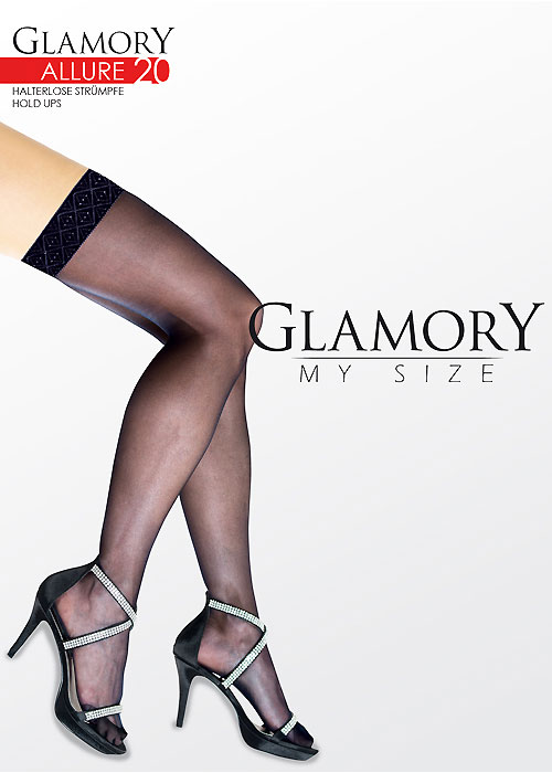 Glamory Allure 20 Hold Ups
