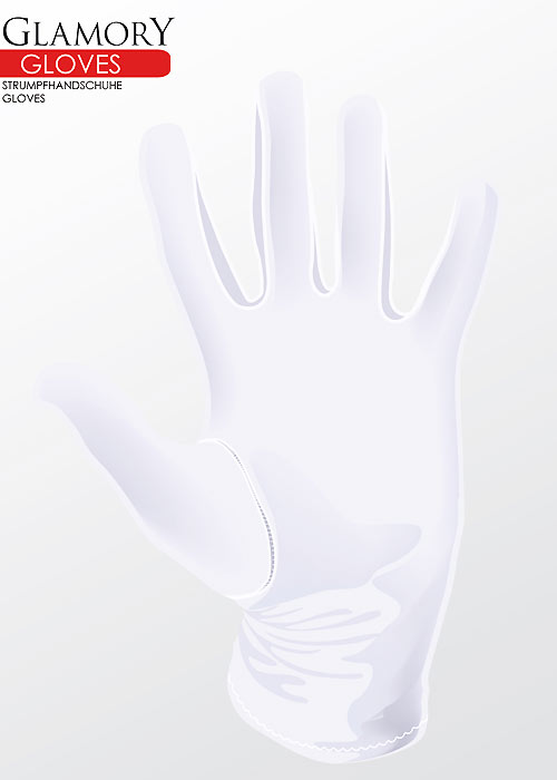 Glamory Cotton Hosiery Gloves