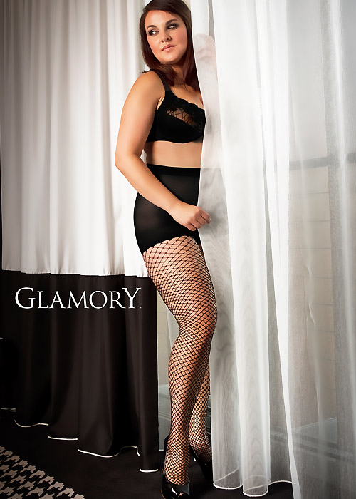 Glamory Mesh Tights